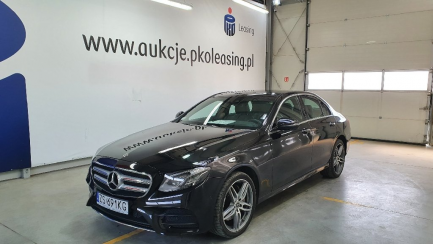 Mercedes-benz E220D 4-Matic 9G-TRONIC
