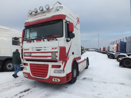 DAF FT XF105.460 4x2 SuperSpaceCab Euro 5