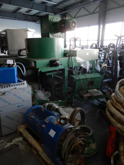 Pellet production machine EVOL 500