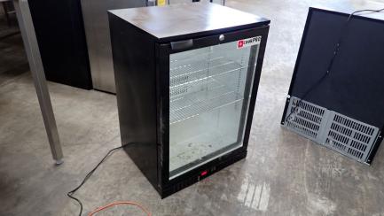 Undercounter bar refrigerator for cookPRO BB-130 1-door bottles