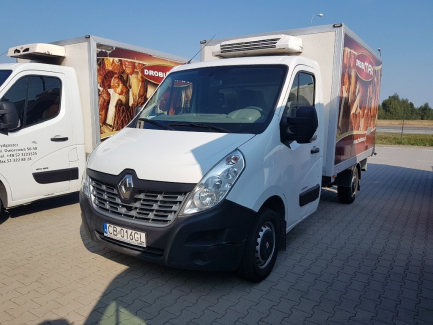 Renault Master dCi 130 Euro 6 2299ccm - 130HP 3,5t 16-