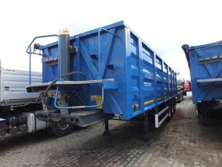 BODEX KIS3B self-unloading semi-trailer