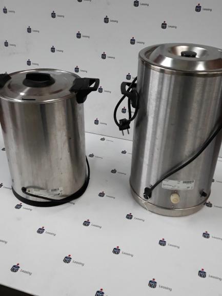 PROMOCJA GASTRONOMIA Zestaw sprzętu gastronomicznego (warniki do wody, ekspres przelewowy)