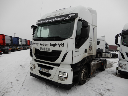 Iveco STRALIS AS 440S46 T/FP-LT 4x2 Hi-Way Euro 6