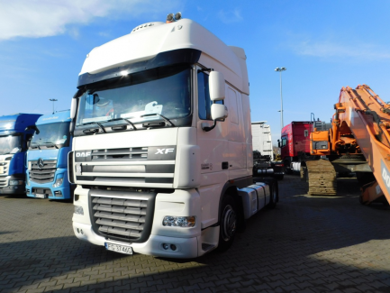 DAF FT XF105.460 4x2 LD SuperSpaceCab Euro 5 MEGA