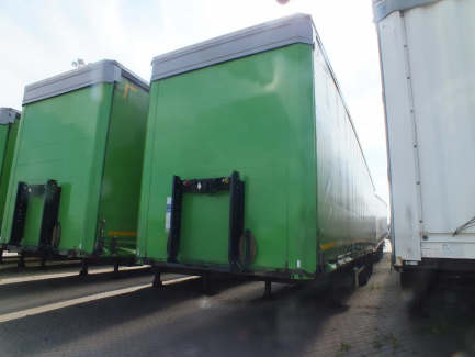 KOEGEL SN24 Curtain trailer