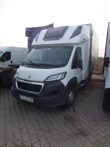 AUCTION OF THE DAY Peugeot Boxer 335 BlueHDi L4 Euro 6