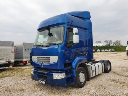Renault Premium 460.19 DXi 4x2 T (high roof) Route Euro 5