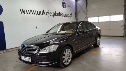 Mercedes-benz S 350 CDI 4-Matic BlueEff.