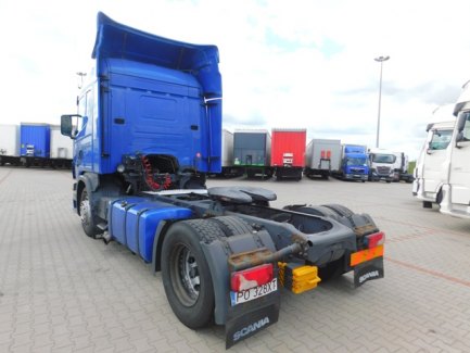 SCANIA G440 - 54 000,00 PLN, 2011, Tractor unit