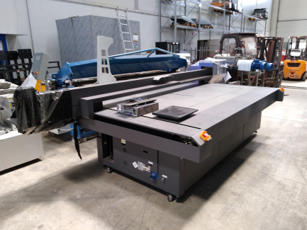 Широкоформатний принтер FLORA PP2512UV