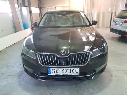 SKODA Superb III 15-, 2.0 TDI