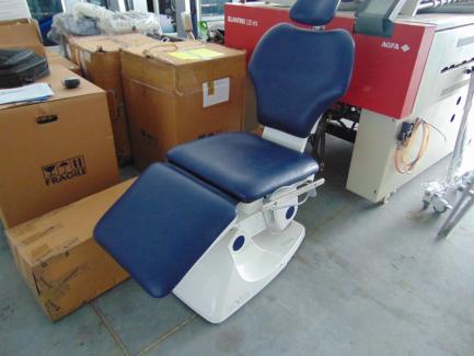 Wyposazenie gabinetu dentystycznego - fabrycznie nowe