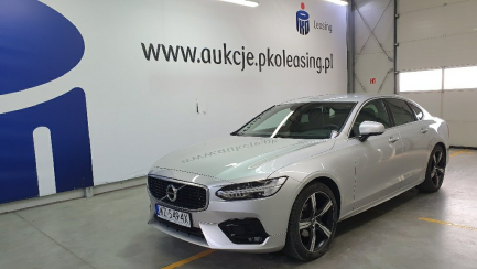 Pierwotna cena 141 400 PLN NETTO Volvo S90 D3 SCR R-Design aut