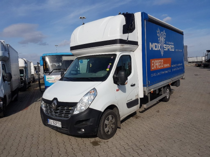 Renault Master dCi 170 Energy L3 Pack Clim Quickshift Euro 6