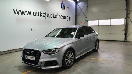 Audi S3 TFSI Quattro S tronic
