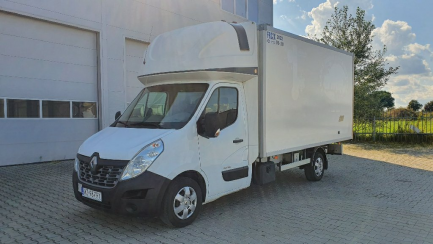 Renault Master dCi 165 Energy Euro 5 2299ccm - 163KM 3,5t