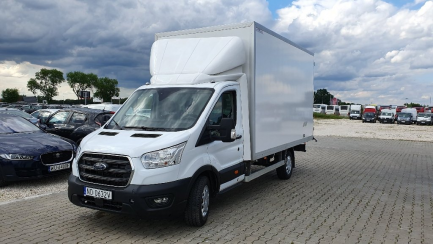 Ford Transit 350 L4 Trend EcoBlue Euro 6