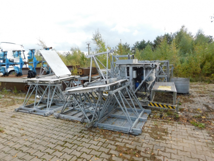 Saltec Torgar PW-18S elevation platform