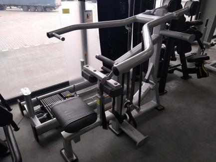 PROMOCJA FITNESS Przyrząd do ćwiczeń mięśni najszerszych grzbietu lat-pully Olimp&Olymp GB 032