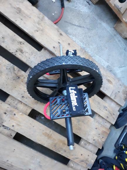 PROMOCJA FITNESS Power wheel Jordan