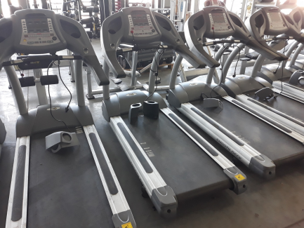 Treadmill Mega Form M7200 Luxury
