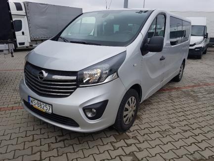 Opel VIVARO-B 1.6 BiTurbo CDTI Euro 6