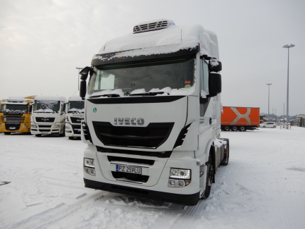 Iveco STRALIS AS 440S50 T/P 4x2 Hi-Way Euro 6