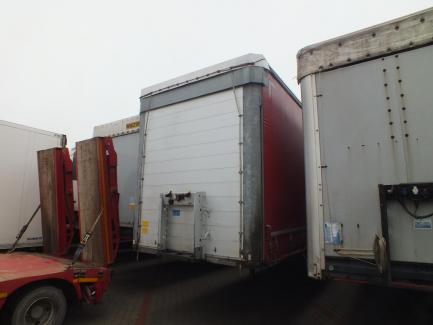 SCHMITZ SCB * S3T curtain semi-trailer