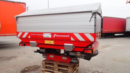 Rozsiewacz nawozów Kverneland Group EXACTA-TL GEO VN242