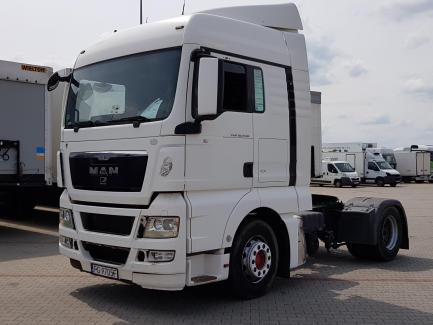MAN TGX 18.440 Euro 5 10518ccm - 440HP 18t