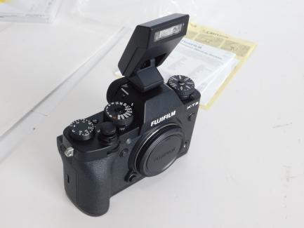 Camera with Fuji Film Corporation lens: body - XT3 / lens - XF35mmF2 R WR