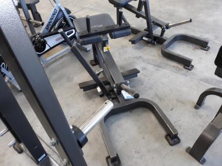 PROMOCJA FITNESS Przyrząd do ćwiczeń mięśni łydek siedząc OLIMP&OLYMP