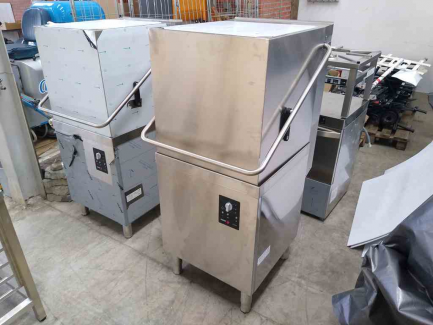 Hood type dishwasher for 500 / 500mm baskets FAGOR CO-110 DD