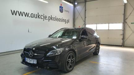 Mercedes-benz C 220 d 4MATIC 9G-TRONIC
