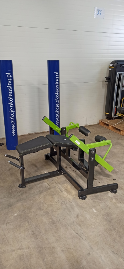 IRON HAMMER Ind Prone Leg Curl product code IH-PL21
