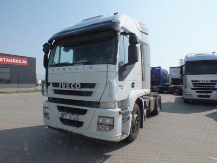 Iveco STRALIS Euro 5 10308ccm - 450KM