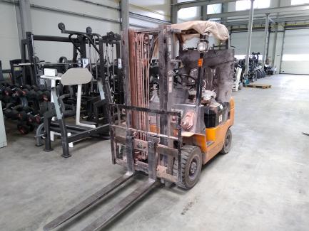 Hangcha CPQD18N-RW21-Y stacker truck