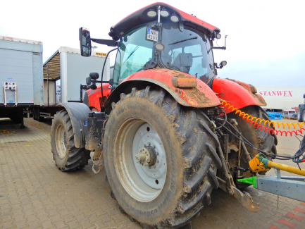 Ciągnik rolniczy CASE IH E5 PUMA 200