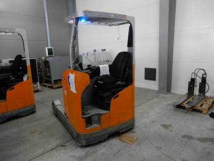 Wózek widłowy wysokiego składowania STILL FM-X 25 nr seryjny 511905F00131