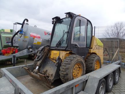 JCB robot 190 skid steer loader