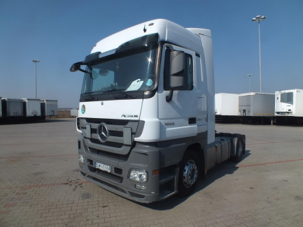 Mercedes-benz Actros BlueTec 5 11946ccm - 456HP