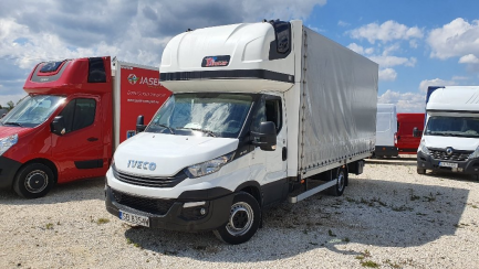 Iveco DAILY 35C18 Euro 6 2998ccm - 180HP 3,5t 16-