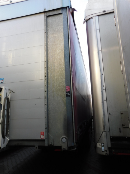 FLIEGL SDS 04.3 DA curtain semi-trailer