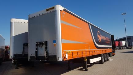 Wielton NS-3 curtain semi-trailer