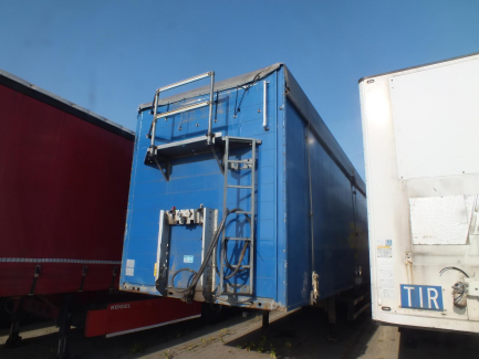 SCHMITZ GOTHA SW24 moving floor semi-trailer