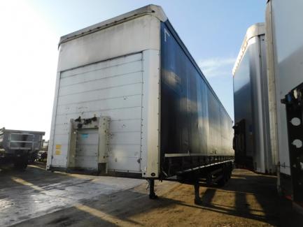 SCHMITZ CARGOBULL AG S01, SCS 24 / L-13.62 E B curtain semi-trailer