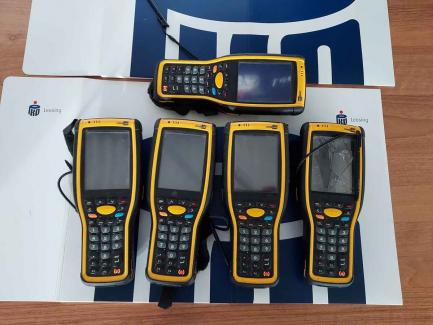 CipherLab 9700 mobile terminals - 5 pcs.
