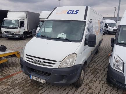 Iveco Daily 35S12 V  (17,2m3) HPI Euro 4