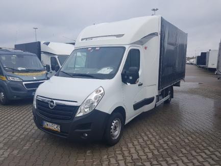 AUCTION OF THE DAY Opel Movano BiTurbo CDTI L3 Euro 5